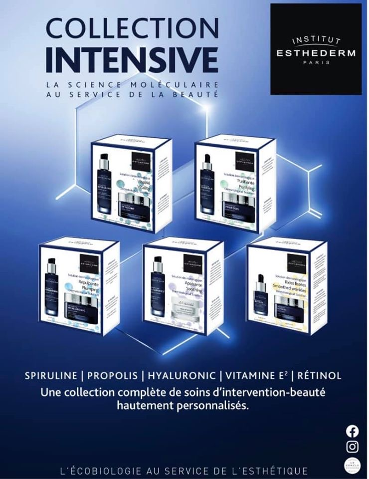 Colllection intensive Esthederm