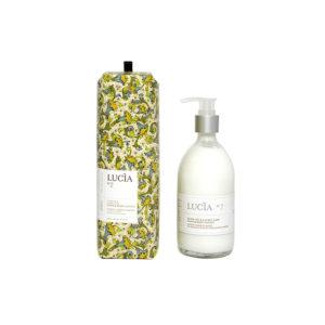 lotion Lucia mains et corps huile d'olive